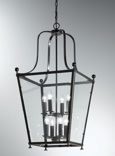 Franklite LA7005/8 Antique Bronze Pendant Light